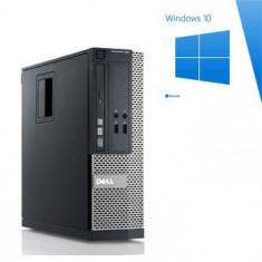PC Refurbished Dell Optiplex 390 sff, i3-2100, Windows 10 Home