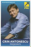 Romania, Crin Antonescu, presedinte, calendar electoral de buzunar, 2010