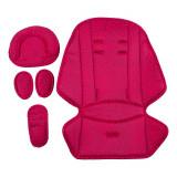 Salteluță cărucior Bebumi (roz)