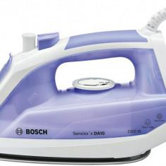 Fier de călcat cu aburi Sensixx'x DA10 Alb / Lilac Bosch, 0.3l, 2200W Tools Mania