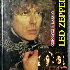 Gobolyos N. Laszlo - Led Zeppelin - 1058 (carte pe limba maghiara)