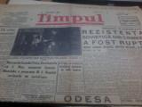 Timpul 1 11 1941 Rezistenta sovietica din Crimeea a fost rupta. Odesa, istorie.