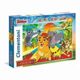 Cumpara ieftin Puzzle Maxi Disney - Leul de paza, urlet epic, 24 piese, Clementoni