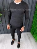 Pulover fashion barbati - gri - COLECTIE NOUA A6459