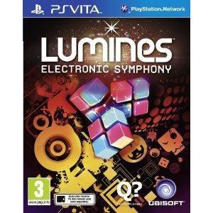 Lumines Electronic Symphony PS Vita foto