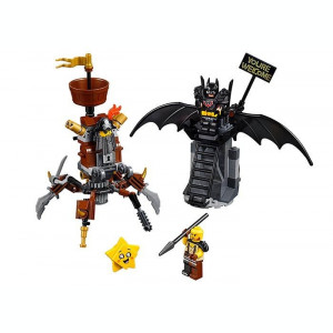 LEGO Movie - Batman si Barba metalica 70836