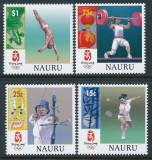 Nauru 2008 - JO Beijing, serie neuzata