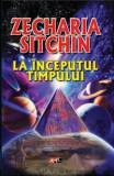 La inceputul timpului-Zecharia Sitchin(Aldo Press)