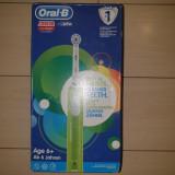 Periuta de dinti electrica Oral B Junior pentru copii,