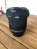 Zoom Sigma 18-200 mm