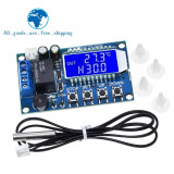 termostat digital cu afisaj oled XY-T01