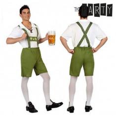 Costum Deghizare pentru Adulți German Verde (2 Pcs)