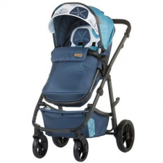 Carucior Milo 2 in 1 2019 Marine Blue, Chipolino
