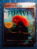 Cumpara ieftin BRAVE 2012 / blu-ray 3D NTSC 1 english Digital Copy Bonus / 5 Disc Combo Pack, BLU RAY 3D, Engleza