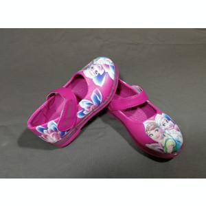 Balerini / sandale  led  Frozen - Ana si Elsa - roz