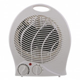 Aeroterma Interior Deluxe, 2 niveluri de temperatura, 2000W, Alb