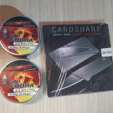 1.000 alice pelete capse 4.5 mm umarex cobra + cardsharp