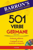 501 verbe germane (contine CD) | Henry Strutz