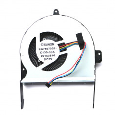 Cooler Laptop Asus N552V cu 4 pini