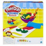 Set Forme Si Accesorii Play Doh Kitchen Creation Shape N Slice