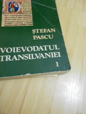 STEFAN PASCU--VOIEVODATUL TRANSILVANIEI - 2 VOLUME 1 SI 2--LA CERERE POZA 2 foto