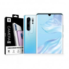 Folie Camera Huawei P30 Pro Mocolo Tempered Glass HW4117 Clear