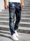 Blugi slim fit bleumarin Bolf KA9917
