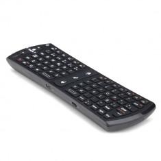Tastatura wireless 2.4 Airmouse pt. TV Smart, TV Box, PC, Playstation 3 PS3