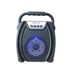 Boxa Portabila Wireless cu Bluetooth ZQS - 1411