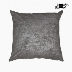 Perna Gri (60 x 60 cm) Cities Colectare by Loom In Bloom