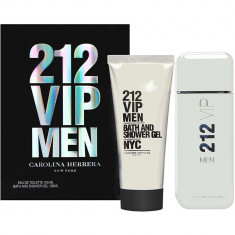 212 VIP Set Barbati, Carolina Herrera