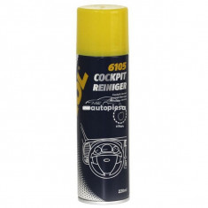 Spray curatare bord antistatic lamaie MANNOL 220 ml 22345