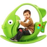 Balansoar pentru copii Pilsan Fish Verde