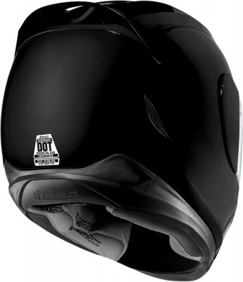Casca Integrala Icon Airmada Gloss Black marime L Cod Produs: MX_NEW 01015925PE foto