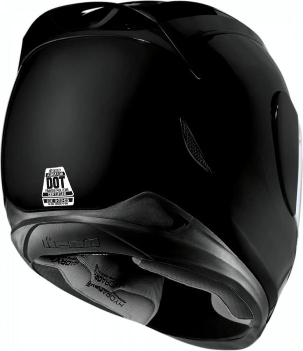 Casca Integrala Icon Airmada Gloss Black marime L Cod Produs: MX_NEW 01015925PE