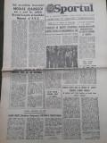 Ziar Sportul 28 decembrie 1979