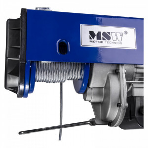Macara electrica (electropalan) 990 kg, 1600W PROLIFTOR 1000 MSW