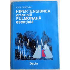 HIPERTENSIUNEA ARTERIALA PULMONARA ESENTIALA de IOAN ZAGREANU , 1978