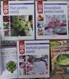 Colectia Adevarul Lux Jurnalul National Flori Decoratiuni Invitatii pentru nunta