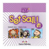 Curs limba engleza Set Sail 2 DVD - Elizabeth Gray, Virginia Evans