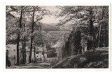 SV * RESITA * CARTIER LA PERIFERIE * 1942 * Stampula Cenzura Timisoara * WWII, Circulata, Fotografie, Printata