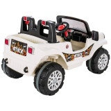 Jeep electric cu doua locuri si telecomanda Pilsan Attack 12V