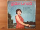 """gabi lunca am avut o maicusoara disc vinyl 10"""" muzica lautareasca EPD 1203"""