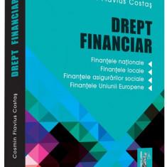 Drept financiar | Cosmin Flavius Costas