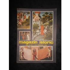 REVISTA MAGAZIN ISTORIC (Februarie, 1986)