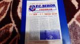 program      FC  Bihor   -  AS paroseni  Vulcan