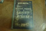 Manual tehnic de analize medicale de Dr. C-tin Leonida Ioan Ed. de Stat 1946