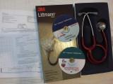 Stetoscop Littmann Classic II S.E. Burgund 2211