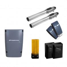 Kit pentru porti batante Powertech PW-220S, 2 telecomenzi