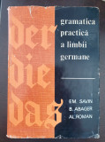 GRAMATICA PRACTICA a LIMBII GERMANE - Savin, Abager, Roman